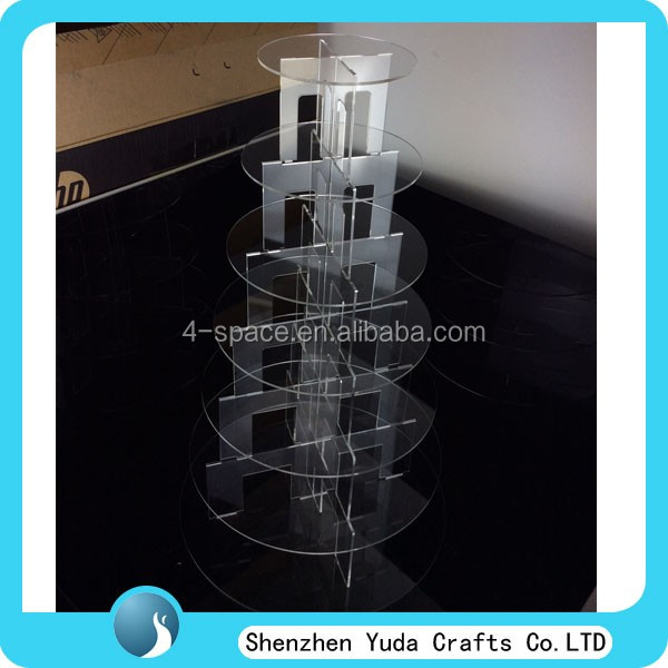 Acrylic Stand for Wedding Cakes Square Acrylic Cake Stand Acrylic Wedding Cake Display Stand