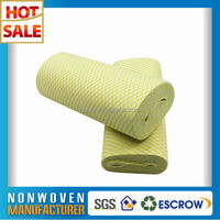 Spunlaced Non-Woven Fabric Eco-Friendly Home Textiles Household Assistant Nonwoven Wipe