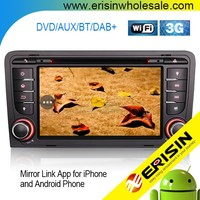 Erisin ES3047A 2 Din 7 inch Android 5.1 Car DVD GPS for A3