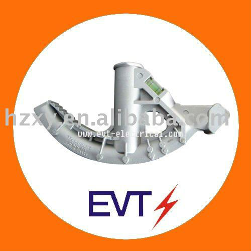 Aluminum constructions electrical material Conduit Bender/EMT pipe bender