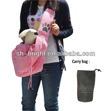 Lovely Pet Paw Sling Carrier Bag