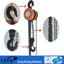 Good price HSZ type 2 ton chain pulley block chain block and tackle