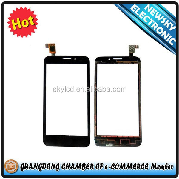 China wholesale alibaba for alcatel one touch idol ultra touch screen