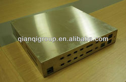 Junction Box Type and IP66 Protection Level aluminium metal enclosure