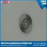 Low noise and price bearing china bearing factory supplier deep groove ball bearing for motorcycle engine parts