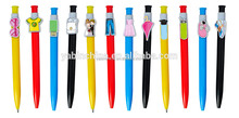 Good Quality cheap pens bulk customized image plastic pen best promo products/ promotional gifts /custom pens