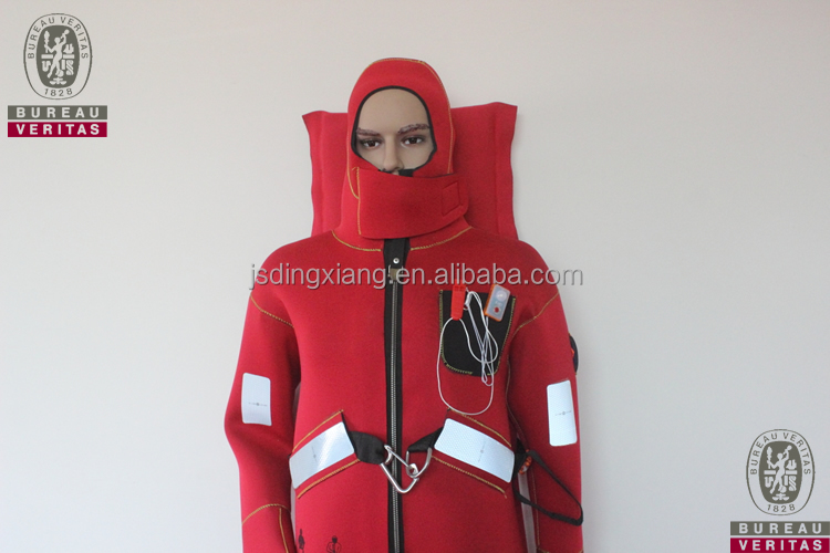 Factory direct sale immersion suits with high quality