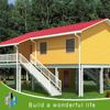 Sandwich prefabricated houses price South America