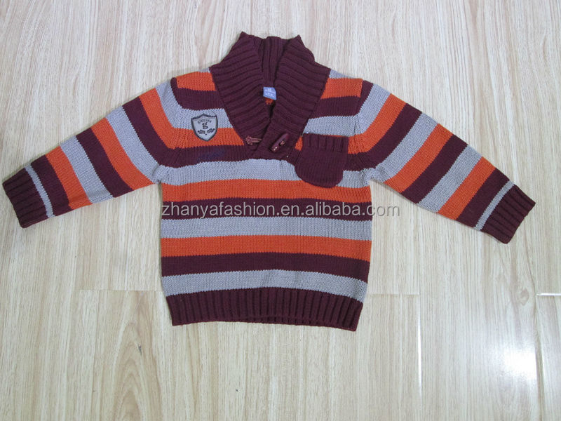 children boy knitted woolen sweater designs for kids