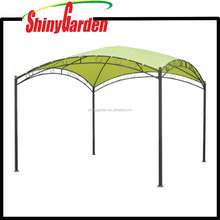 3*3M Cheap Garden Iron Dome Top Outdoor Wrought Gazebo For Sale