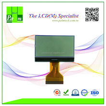 custom small 128x64 graphic LCD monochrome display no backlight