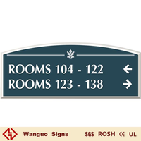WGY-046 New designed apartment door numbers