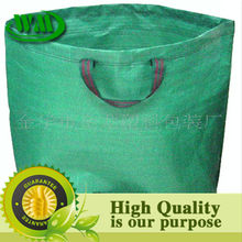 high quality plastic pe garden waste bag