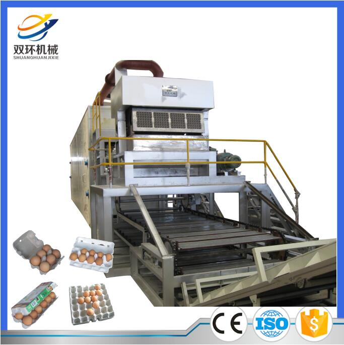 Egg tray making machine price india for recycling paper