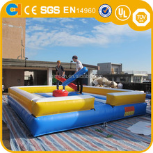 inflatable fighting court inflatable sport games adult funny sport game inflatable jousting game