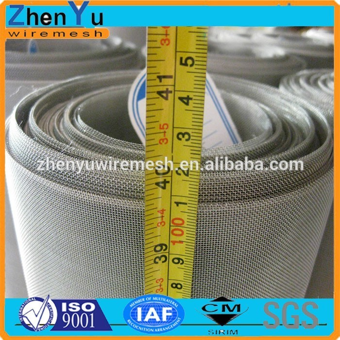 SS202,304,316 stainless steel wire mesh