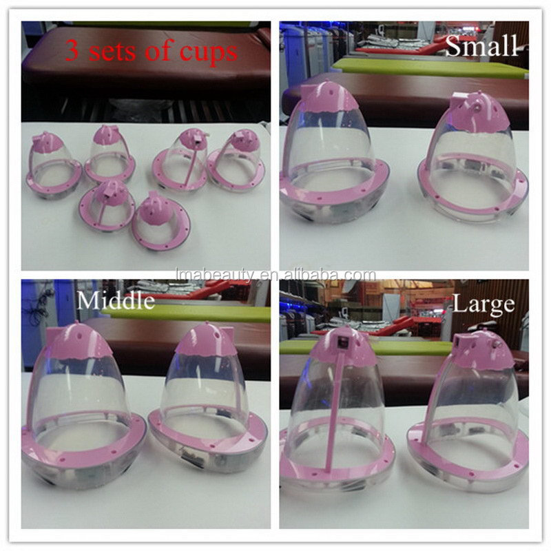 Top grade promotional cup to enhance mold figure vibration breast care system