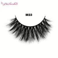 Hot Sell Luxury Custom Custom Eyelash Packaging Horse Hair Lashes