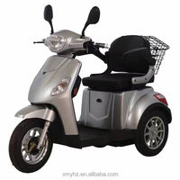 2017 electric chinese 3 wheel motorcycle with roof for adults