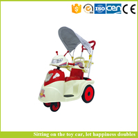 Electric bike battery child toy china factory toy cars for kids to drive