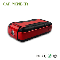 2016 trending hot sell products 18000mAh 12V gas diesel mini car power car jump starter