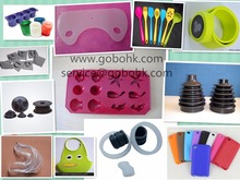 rubber silicone oil seal ring molding/forming machine