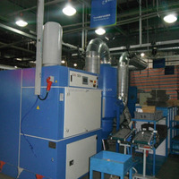 Industrial Air Filter Automatic Pulse Jet