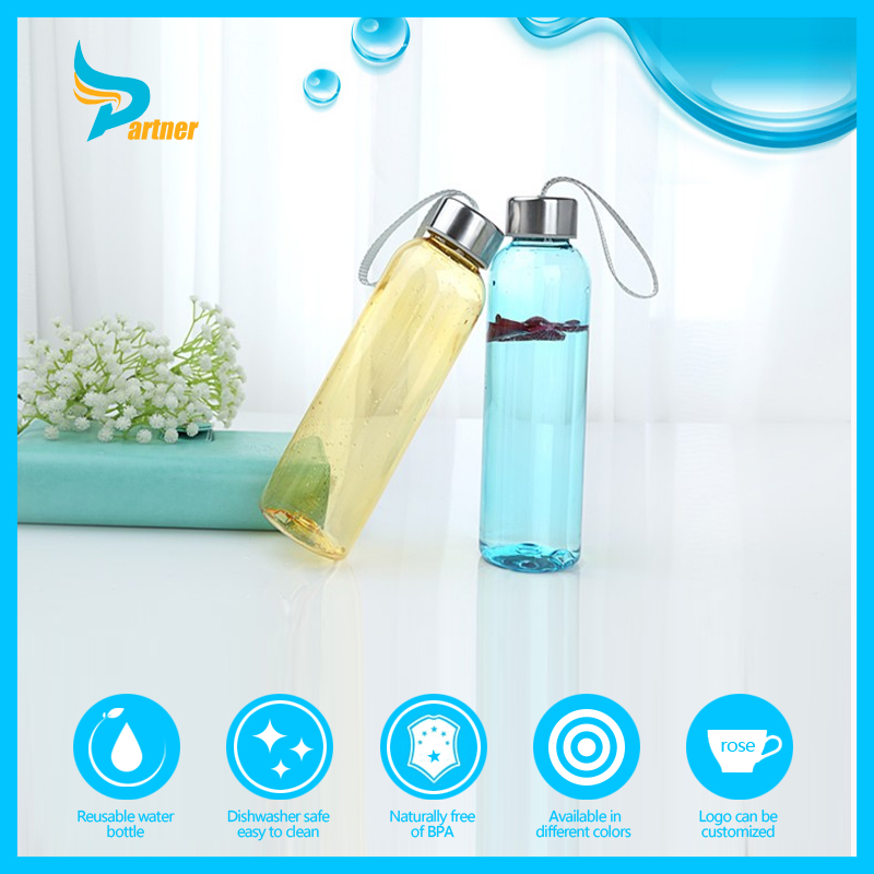 NEW Fashion my drinking 500 ml whey protein shaker fruit infuser plastic water bottle for gift