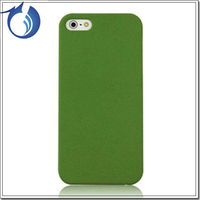 Dark Green Quicksand Matte Hard Protector Cell Phone Cover Case for Apple iPod Touch 5