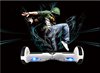 Most Hot 2015 Christmas gift 2 wheel hands free electric unicycle mini scooter self balancing with samsung battery