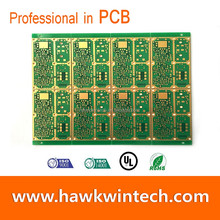 6-Layer FR4 BGA PCB circuit board manufacturing HAL Multi-Layer Boards