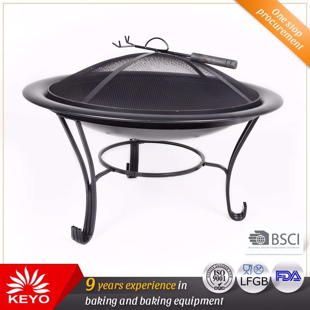 Smokeless Charcoal Grill 30Inch Antique Fire Pit