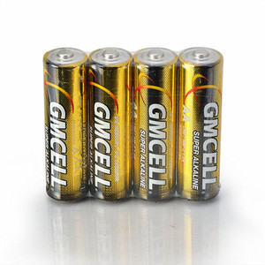 Long Lasting Size AA Dry Battery No.5 aa lr6 am3 alkaline battery