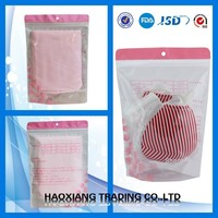 High quality stand up pouch /plastic bags for underwear or panty-hose