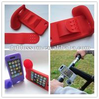 New fashion silicone speaker for iphone 4,Bike Horn