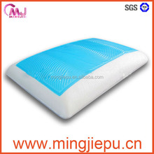 Neck,Decorative,Travel,Massage,Hotel,Sleeping,Nursing,Camping Use and Adults Age Group Cooling Gel Memory Foam Pillow