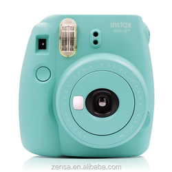 Fujifilm Instax Mini 8 Plus Instant Polaroid Photo Film Fuji Camera - Mint