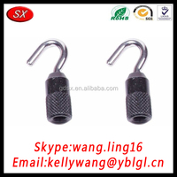 Dongguan Factory Custom Internal Thread Hook, Metal Hanging Hook, Made in China