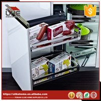 Stainless Steel Kitchen Magic Corner Shelf Kitchen Cabinet Magic Corner