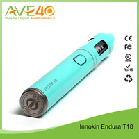 Great Vapes! Innokin new product Endura T18 ego starter kit