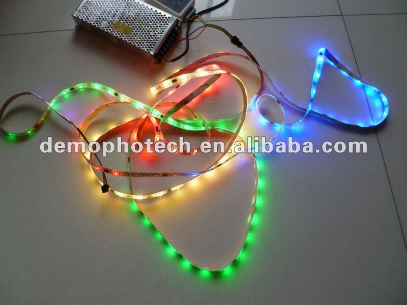 5V Flexible LPD8806 LED Strip
