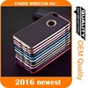 wholesale cell phone matte pc case dot view case for iphone 6s