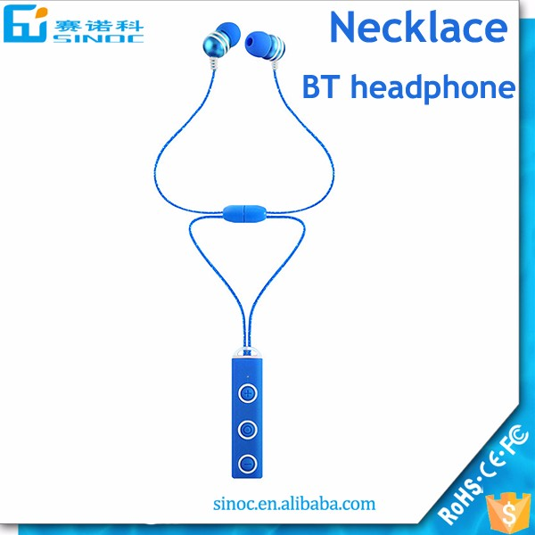 Amazon hot selling bluetooth headset mp3 for smartphone with LED light wireless headphone