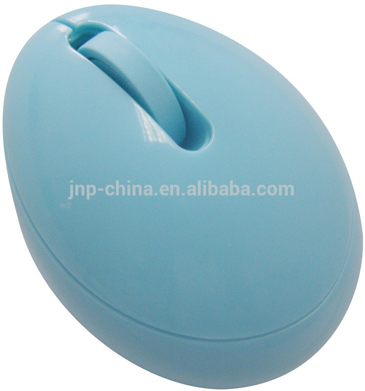 Hot sale !!! Full Injection Cover plus rubber printing optical cute wireless mouse Made in china