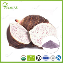purple taro flour taro root extract powder