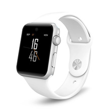 DM09 SIM Card Smart Watch with HD Camera Monitor Health Sync Call and Push Notification for Apple and Android Phone