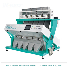 High quality CCD dry fruits and vegetables Color sorter with competitive price