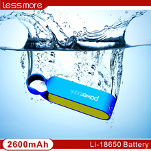 2016 Private Innovation Design waterproof 2200mah Power bank