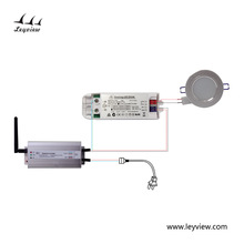 0-10V led light dimmer controller for streetlight lighting system