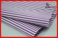 Cotton Stripe Shirt Fabric